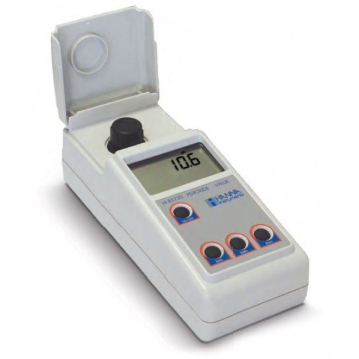 HI83730* Portable Photometer for Determination of Peroxide Value in Oils