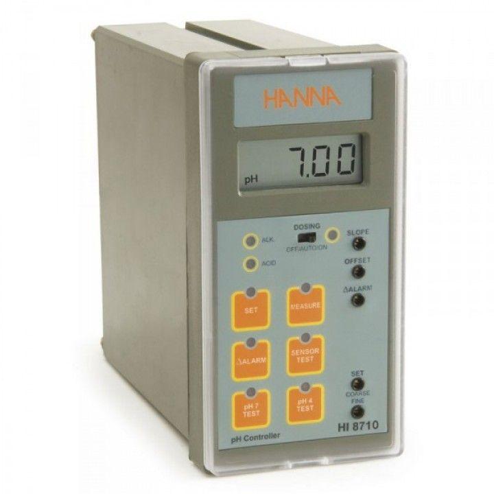 HI8710 pH analog Controller with Self Diagnostic