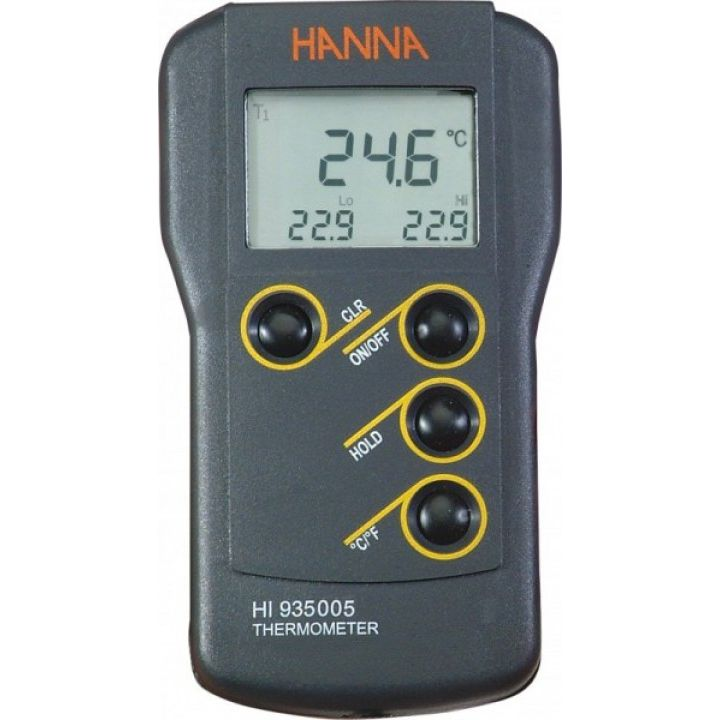 HI935005 K-Type Handheld-Thermometer - 1-Channel