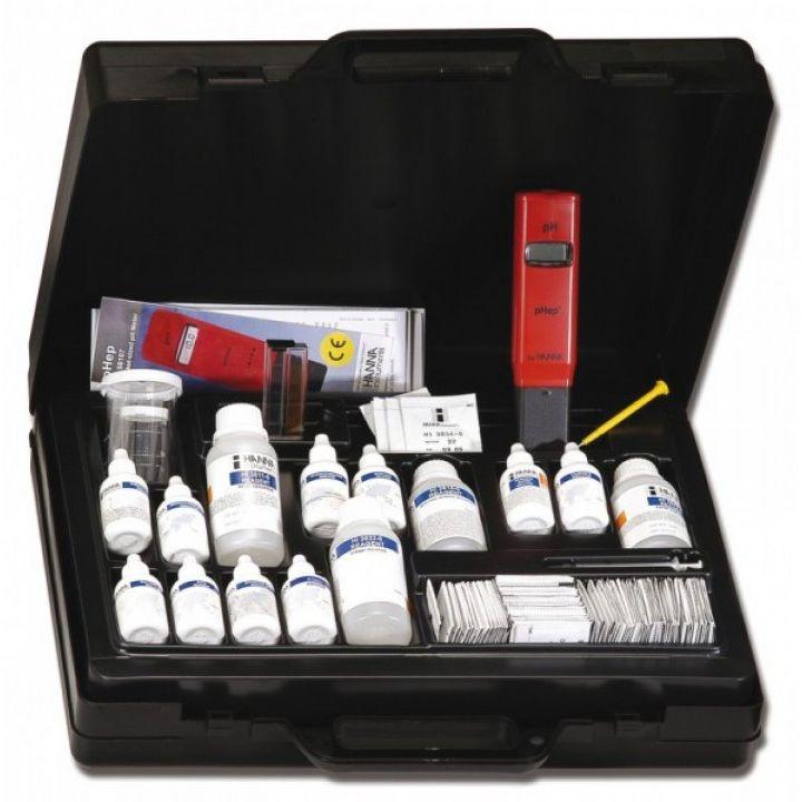 HI3817* CTK Water Quality Test Kit