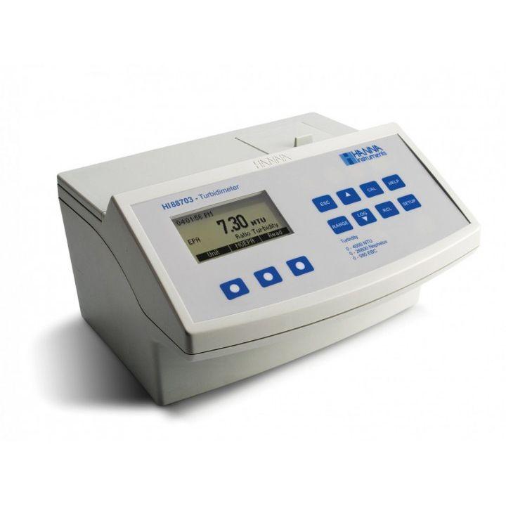 HI88703 Precision Turbidity Benchtop Meter, USEPA Compliant
