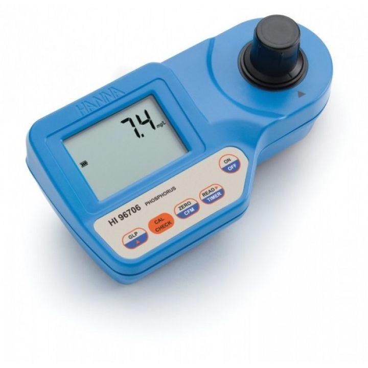 HI96750 Potassium 0.0 - 10.0 mg/l (LR) - Photometer mobile