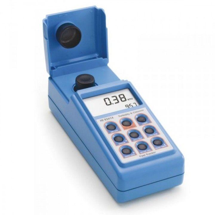 HI93414* Turbidity Meter + Chlorine US EPA with PC Interface