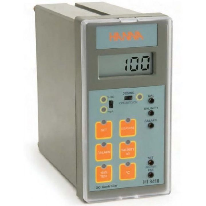 HI8410 Dissolved Oxygen Controller with 4 to 20mA