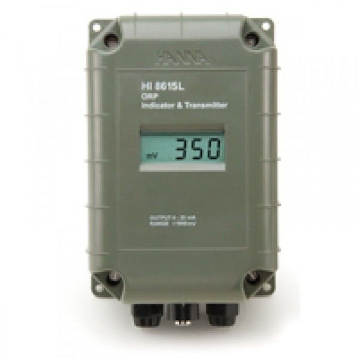 HI8615LN ORP - Transmitter with LCD, 4 to 20 mA Ouput