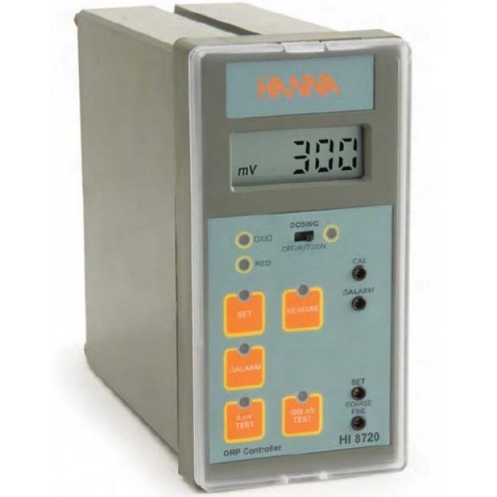 HI8720 Dual Setpoint - ORP analog Controller with 4 to 20mA