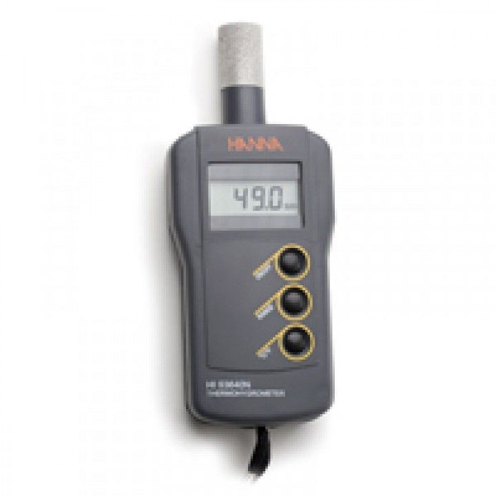 HI93640 Compact Thermohygrometers with Built-in Sensor