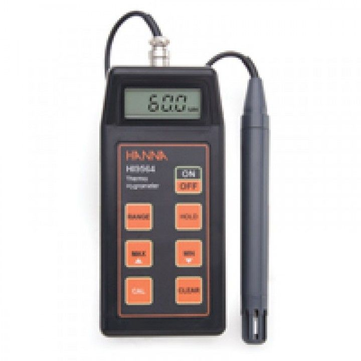 HI9564 Thermohygrometers with Temperature and Relative Humidity measurement