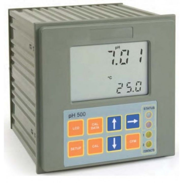 pH500221-2 pH Controller - 2 setpoints / Proportional Control with analog output