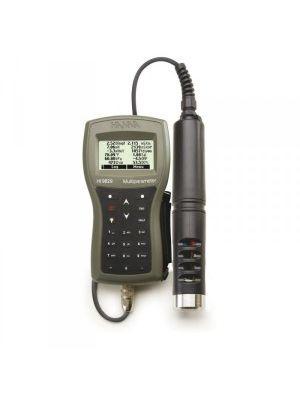 HI9829-00202 Multiparameter - pH / ORP / EC / TDS / Salinity / DO / Temp - 20m Cable Complete Set