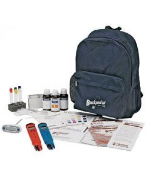 HI3896BP* Backpack Lab Soil Quality Educational Test Kit