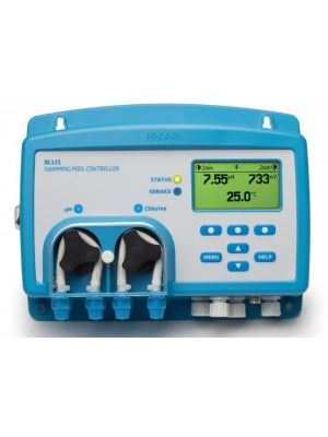 BL121-20 pH/ORP Swimming Pool Controller (Flow Cell)
