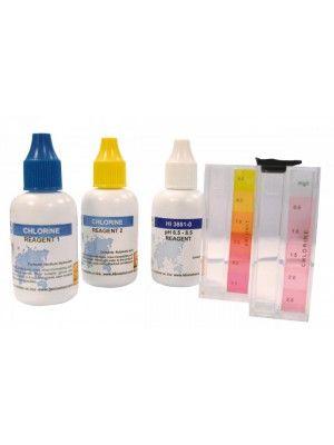 HI3887* CTK pH & Free Chlorine