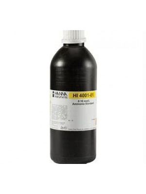 HI4001-03 ISE 1000 mg/L (ppm) Ammonia Std , 500 ml Bottle
