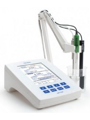 HI5522 RESEARCH GRADE ISE/pH/ORP/°C - EC/TDS/Salinity - 2 Channel Benchtop