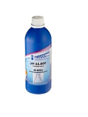 HI6011 - 11.000 pH@25°C - MQ - 500ml