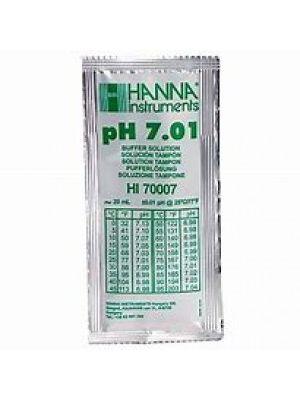 HI70007C - 7.01 pH@25°C - SQ Cert. - 25x20ml