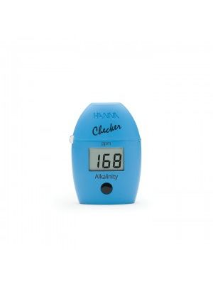 HI775 Checker HC ® - Alkalinity in fresh water (ppm CaCO3)