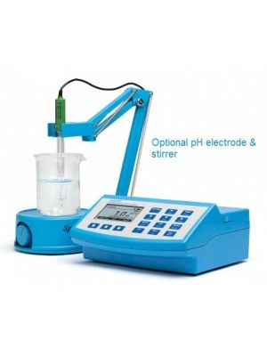 HI83303 Photometer for Aquaculture with pH meter
