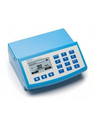 HI83303 Photometer for Aquaculture with pH meter