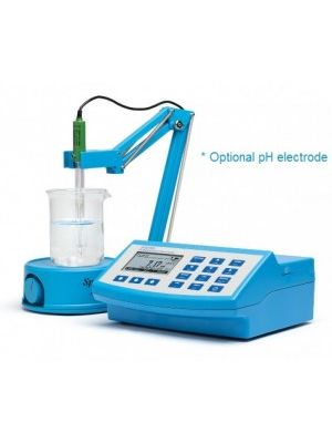HI83314 Wastewater Multiparameter (with COD) Benchtop Photometer and pH meter