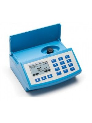 HI83300 Portable Multiparameter Photometer and pH Meter