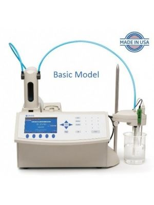 HI901C - Low Cost Color Titration System - Potentiometric (pH/mV/ISE)