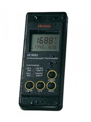 HI9063 K-Type 1-Channel Heavy-duty