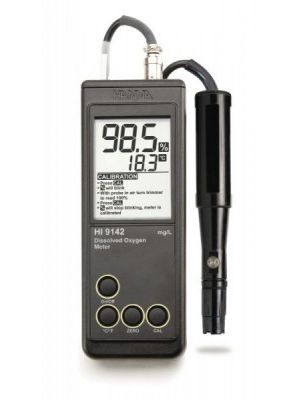 HI9142 Dissolved Oxygen / °C - Meter, Polargraphic Probe