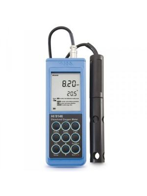 HI9146 Dissolved Oxygen / °C - Meter (0 to 45 mg/L)