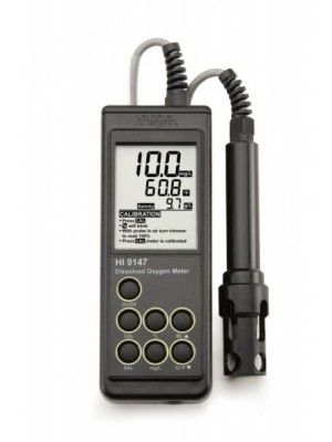 HI9147 Dissolved Oxygen / °C - Meter, Galvanic DO Probe-Copy