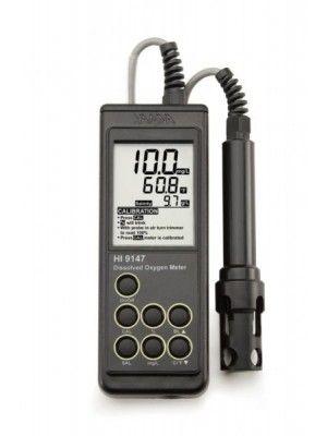HI9147 Dissolved Oxygen / °C - Meter, Galvanic DO Probe-Copy