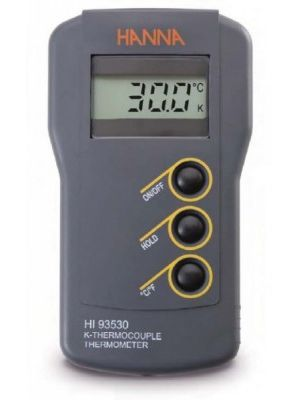 HI93530 K-Type 0.1° Resolution K-Type Thermocouple Thermometer