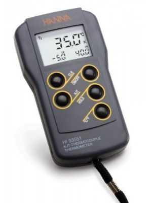 HI93551 K,J,T-Type 1-Channel Thermometer