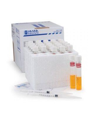 HI93754C-25* High Range COD Reagent (0 to 15000 mg/L)