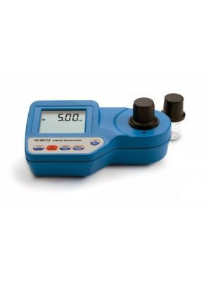 HI96715 Ammonia MR 0.00-9.99 mg/L (NH³-N) - Photometer mobile