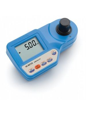 HI96733 Ammonia HR 0.0-50.0 mg/L - Photometer mobile