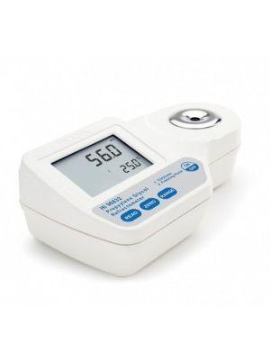 HI96832 Digital Refractometer for Propylene Glycol Analysis