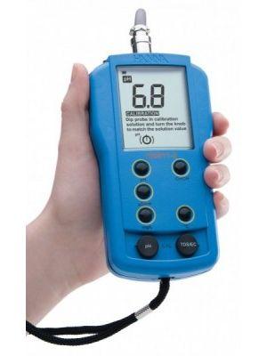 HI9811-5 Multiparameter pH/EC/TDS/°C - EC to 6.000 mS/cm