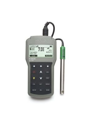 HI98190 Professional Waterproof Portable pH/ORP Meter