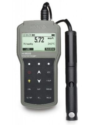 HI98193 Waterproof Portable Dissolved Oxygen and BOD Meter (4 or 10m cable)