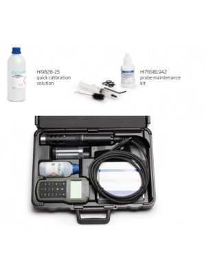 HI98194 Multiparameter - pH / ORP / EC / TDS / Salinity / DO / Temp with Complete Set