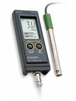 HI991003 pH / pH-mV / ORP / °C Meter, Waterproof