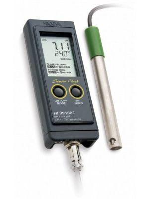 HI991003 pH / pH-mV / ORP / °C Meter, Waterproof
