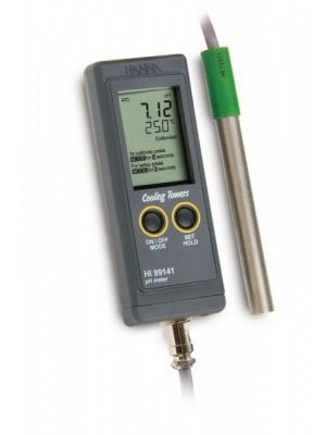HI99141 pH Meter / Boiler & Cooling Towers