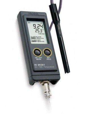 HI99301 EC / TDS / °C Meter upto 20 mS