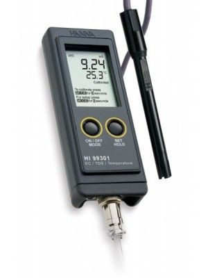 HI99171 pH Meter for Leather and Paper