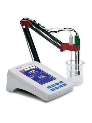 HI4521 RESEARCH GRADE pH/ORP/°C - EC/TDS/Salnity - 2 Channel USP