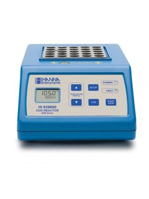 HI839800 COD Test Tube Heater with 25 Vial Capacity