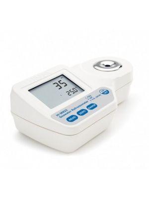 HI96822 Seawater Analysis (Salinity) - Digital Refractometer Portable